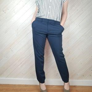 Margaret M | Blue Career Wear Pants